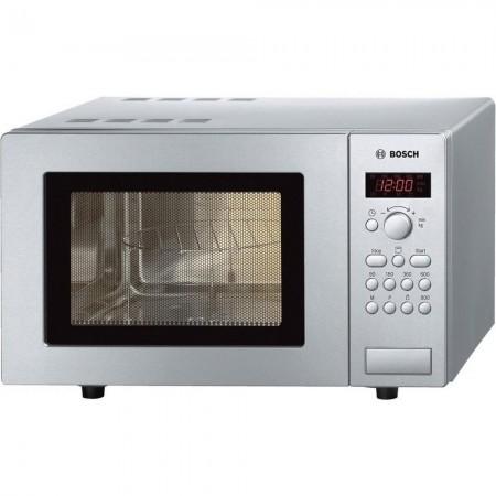 Bosch HMT75G451B 17 Litre Microwave - Stainless Steel- 2 Year Warranty