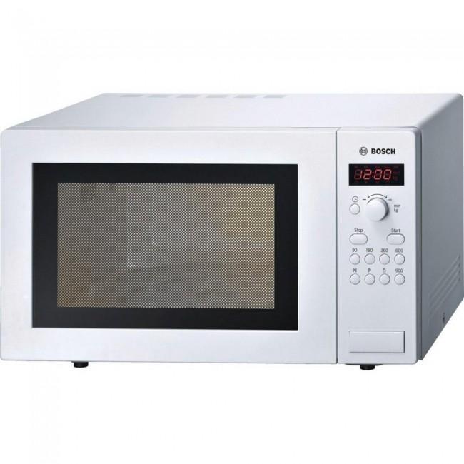 Bosch HMT84M421B 25 Litre Microwave - White- 2 year warranty
