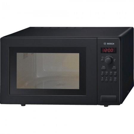 Bosch HMT84M461B 25 Litre Microwave - Black- 2 year warranty