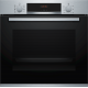 Bosch HBS534BS0B  Built In Electric Single Oven  - Stainless Steel++ 2Yr Warranty