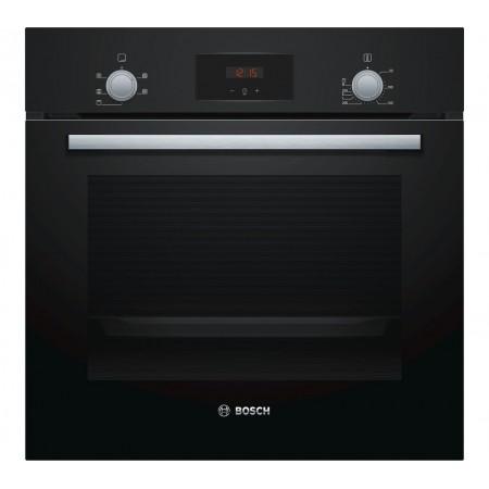 Bosch HHF113BA0B Built In Electric Single Oven-Black-2 Year Warranty
