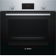 Bosch HHF113BR0B Built In Electric Single Oven - Stainless Steel-2 Year Warranty