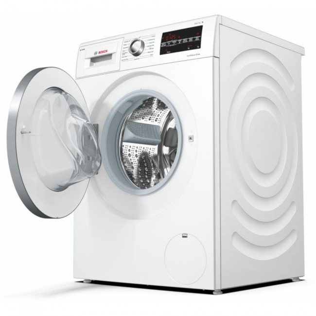 Bosch WAU28S80GB 8kg 1400 Spin Washing Machine - White - A+++  2 year Warranty