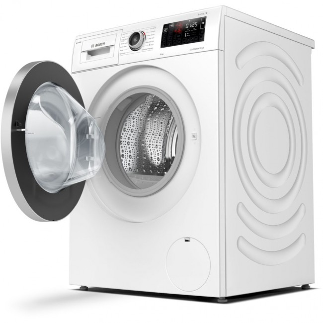 Bosch WAU28PH9GB 9kg 1400 Spin Washing Machine - White - A+++   2 Year Warranty
