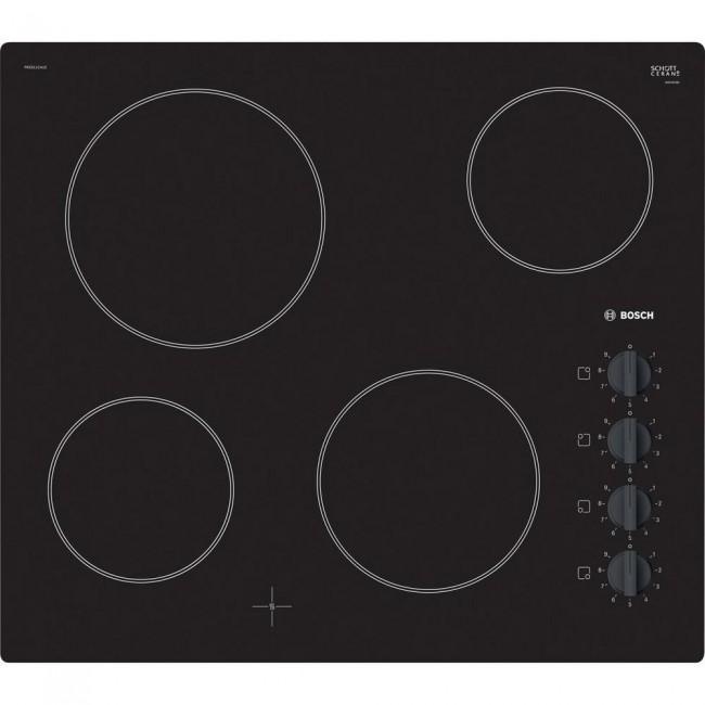 Bosch PKE611CA1E 60cm Ceramic Hob - Black