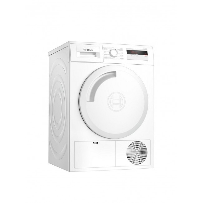 Bosch WTH84000GB 8kg Heat Pump Tumble Dryer - White - A+  2 year Warranty
