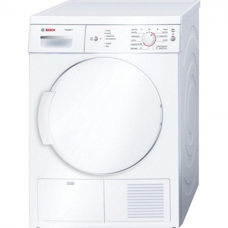 Bosch WTE84106GB 7kg Condenser Tumble Dryer