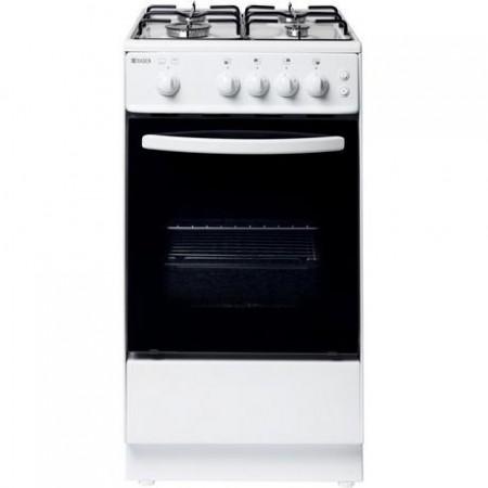 Haden HGS50W 50cm Single Oven Gas Cooker - White-2 year Warranty