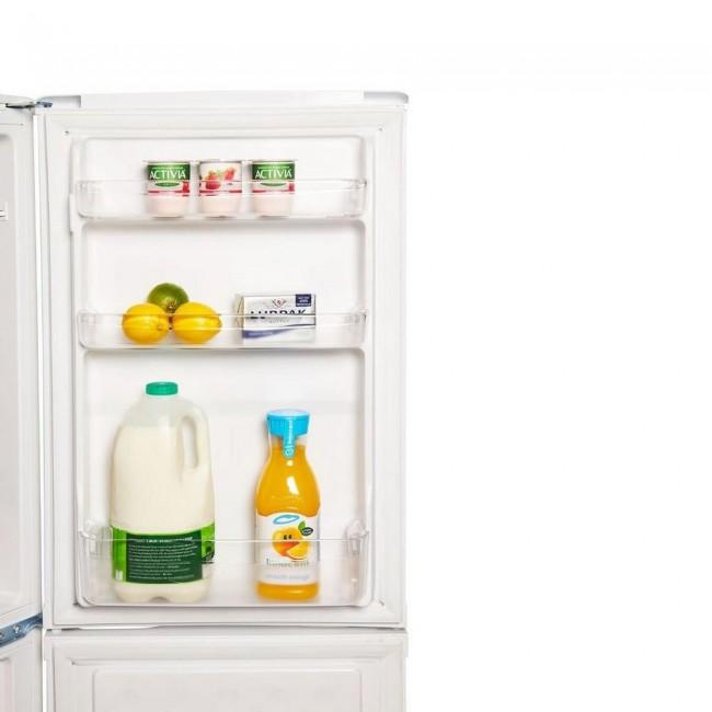 Haden HK144W 48cm Static Tall Fridge Freezer - White - A+ Energy Rated