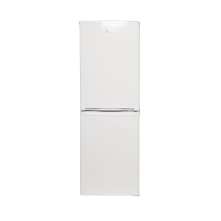 Haden HK144W 48cm Static Tall Fridge Freezer - White - A+ Energy Rated