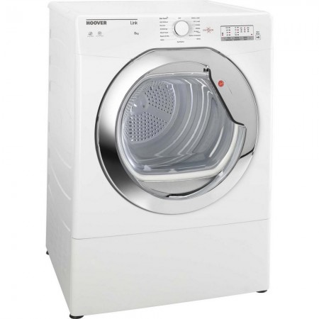 Hoover HLV8LCG 8kg Vented Tumble Dryer