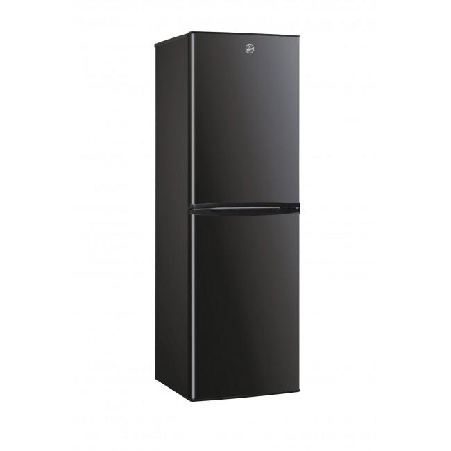 Hoover HHCS517FBK 55cm Static Fridge Freezer - Black