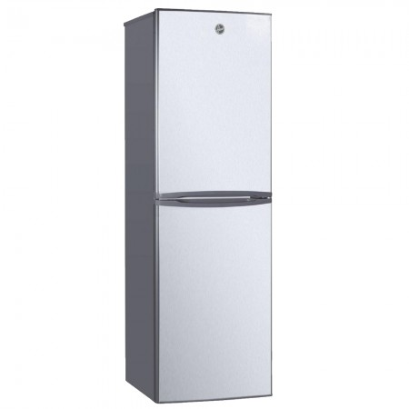 Hoover HHCS517FXK 55cm Static Fridge Freezer - Silver