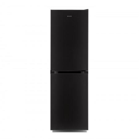 Hoover HMCL5172BIN Low Frost Fridge Freezer - Black - A+ Energy Rated