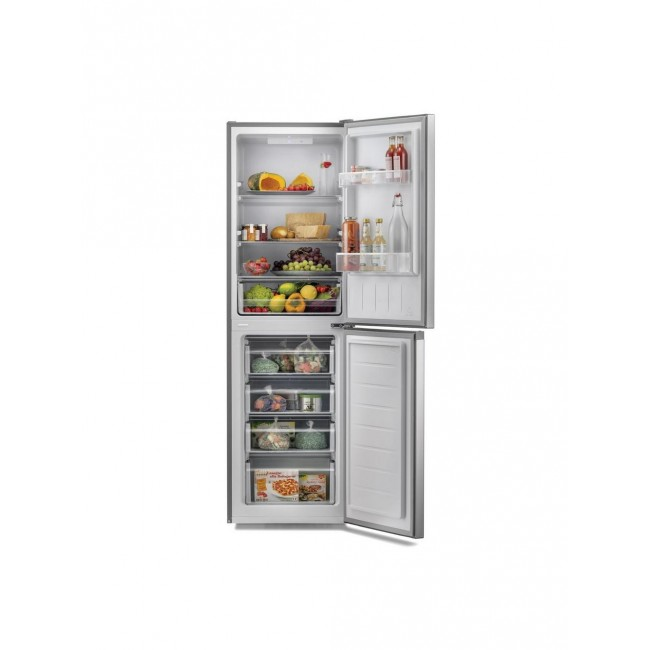 Hoover HMCL5172S Low Frost Fridge Freezer - Silver - A+ Energy Rated