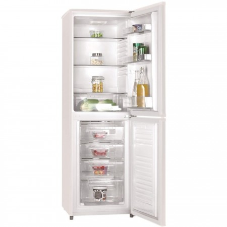 Hoover HVBF5172WHK 50/50 Frost Free Fridge Freezer - White