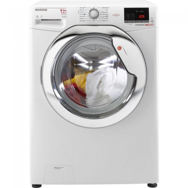 Hoover WDXOC585C 8kg/5kg 1500 Spin Washer Dryer