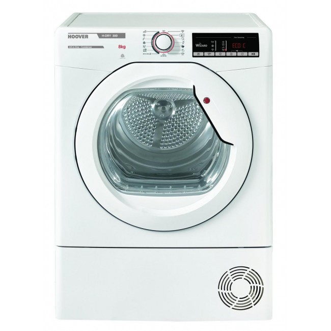 Hoover HLXC8DG 8kg Condenser Tumble Dryer - B Energy Rated