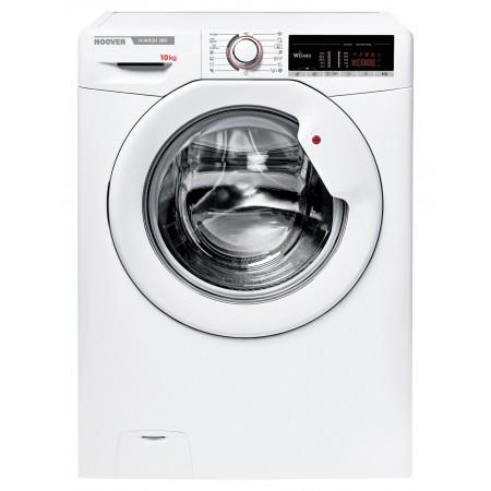 Hoover H3W4105TE 10kg 1500 Spin Washing Machine - White - A+++