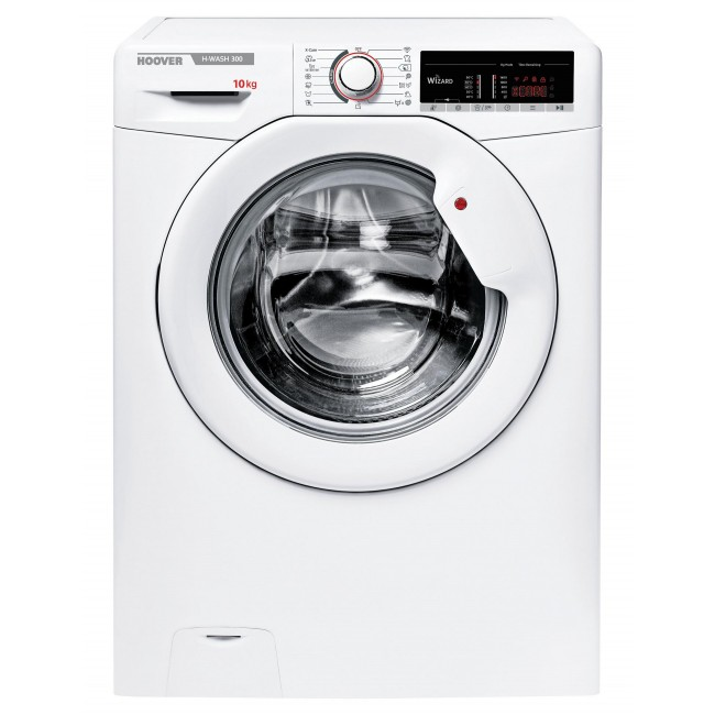 Hoover H3W4105TE 10kg 1500 Spin Washing Machine - White - A+++