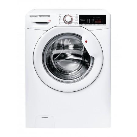Hoover H3W47TE 7kg 1400 Spin Washing Machine - White - A+++