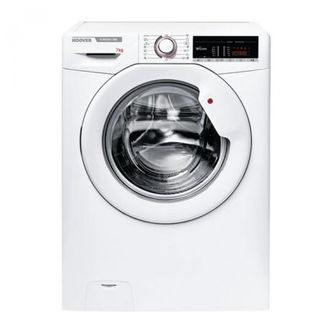 Hoover H3W47TE 7kg 1400 Spin Washing Machine - White - A+++