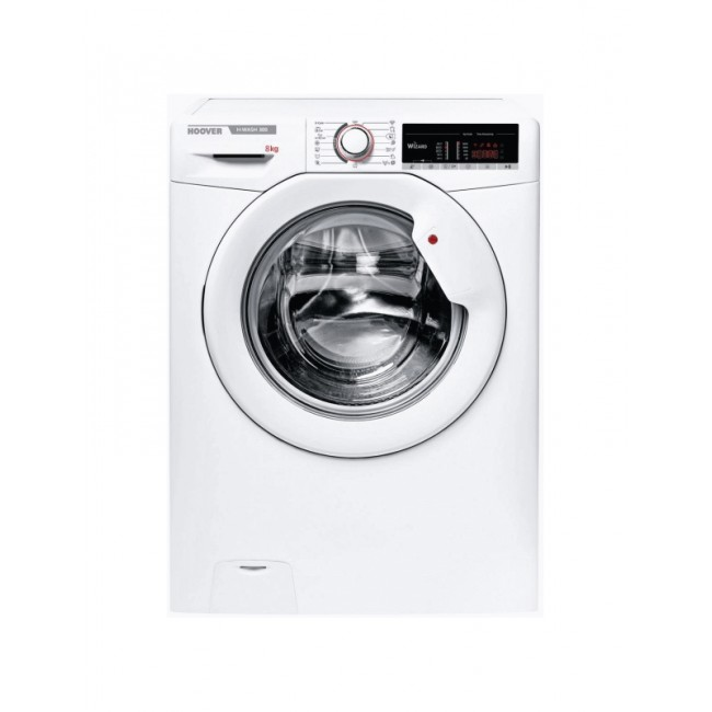 Hoover H3W58TE 8kg 1500 Spin Washing Machine - White - A+++