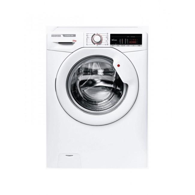 Hoover H3W58TE 8kg 1500 Spin Washing Machine - White - A+++