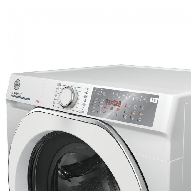 Hoover HWB59AMC 9kg 1500 Spin Washing Machine with Active Care