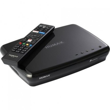 Humax FVP5000T 1TB Digital Video Recorder - 1 TB HDD-Freeview-HD-Smart- Black
