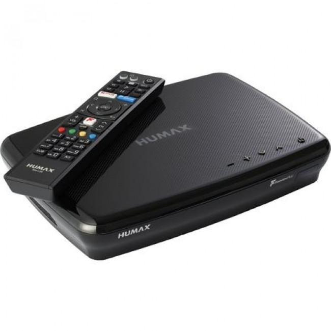 Humax FVP5000T 1TB Digital Video Recorder - 1 TB HDD-Freeview-HD-Smart- Black