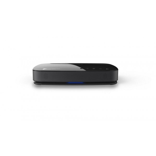 Humax FVPAURA4KGTR1TB Aura 4K Android TV Recorder Freeview Box - 1TB - Black