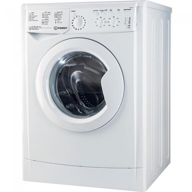 Indesit IWC71252 7kg 1200 Spin Washing Machine - White - A++