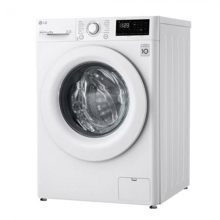LG F4V309WNW 9kg 1400 Spin Washing Machine -2 Yr Warranty