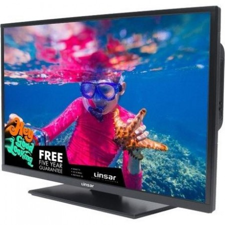 Linsar 32LED800 Smart TV with DVD player