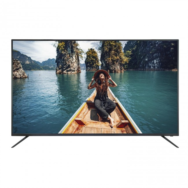 "Linsar 58UHD8050FP 58"" 4K LED Smart TV - A+ Energy Rated- 5 year Warranty"