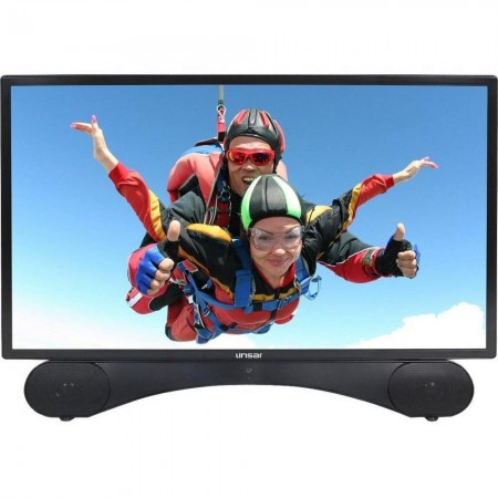 "Linsar X24DVDMK2 24"" Full HD LED TV + Built In DVD- 5 Year Warranty"