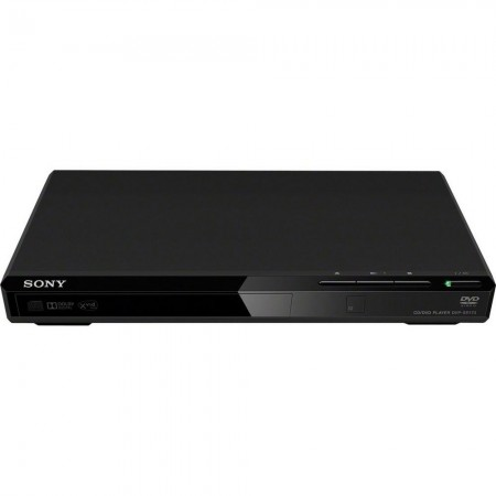 Sony DVPSR170BCEK DVD Player Slimline - DVD Player