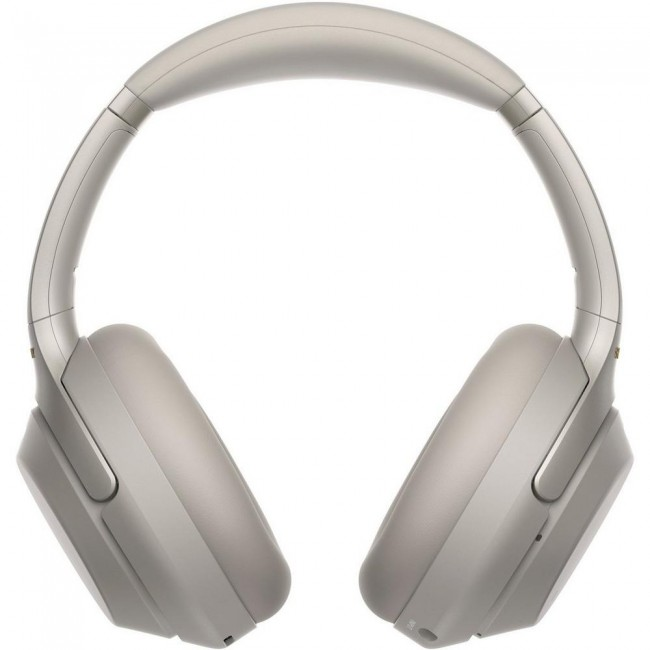 Sony WH1000XM3SCE7 Over Ear Wireless Noise Cancelling Headphones Silver