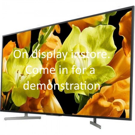 "Sony KD43XG8196BU 43"" 4K UHD HDR SmartTV-5 year warranty"