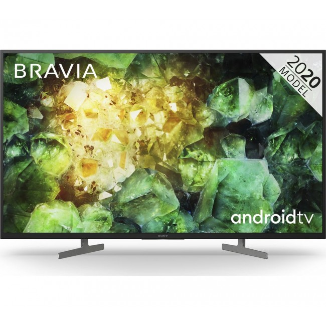 "Sony Android  KD49XH8196BU 49"" 4K UHD Smart TV - A Energy Rated"