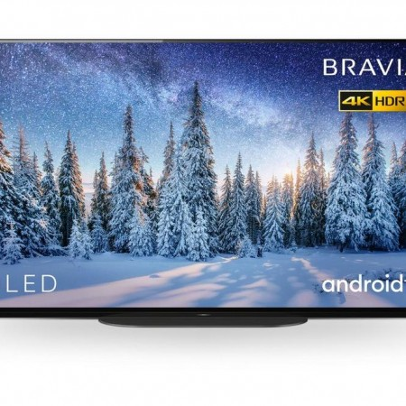 "Sony KD48A9BU BRAVIA® 48"" OLED 4K Ultra HD HDR Smart Android TV"