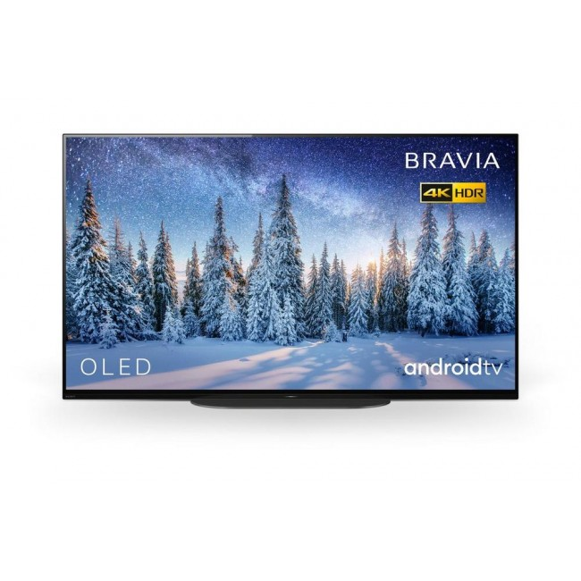 """Sony KD48A9BU BRAVIA® 48"""" OLED 4K Ultra HD HDR Smart Android TV"""