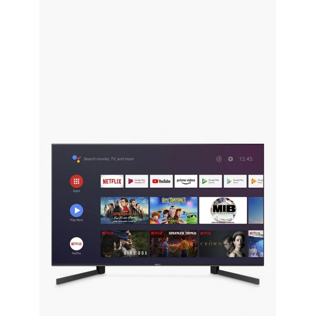 "Sony KD49XH9505BU 49"" 4K UHD Smart  Android TV   5 YEAR Warranty"