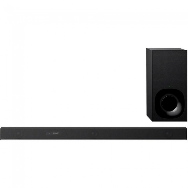 Sony HTZF9CEK 3.1 Channel Soundbar Wireless 400w Dolby Atmos - Bluetooth - Wireless Subwoofer