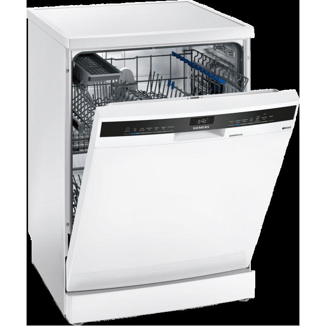 Siemens  SN23HW64AG Full Size Dishwasher - White - 5 Year Warranty