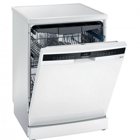 Siemens  SN23HW64CG Full Size Dishwasher - White -5 Year Warranty