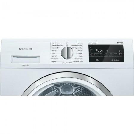 Siemens  WT45W492GB 9kg Heat Pump  Dryer - White - A++ Rated 5Yr Warranty