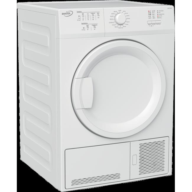Zenith ZDCT700W 7kg Condenser Tumble Dryer by Beko