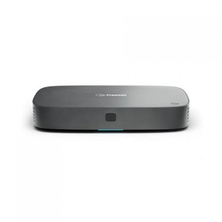 Freesat UHD-4X-1000 Freesat Media Players - Anthracite--1TB Capacity